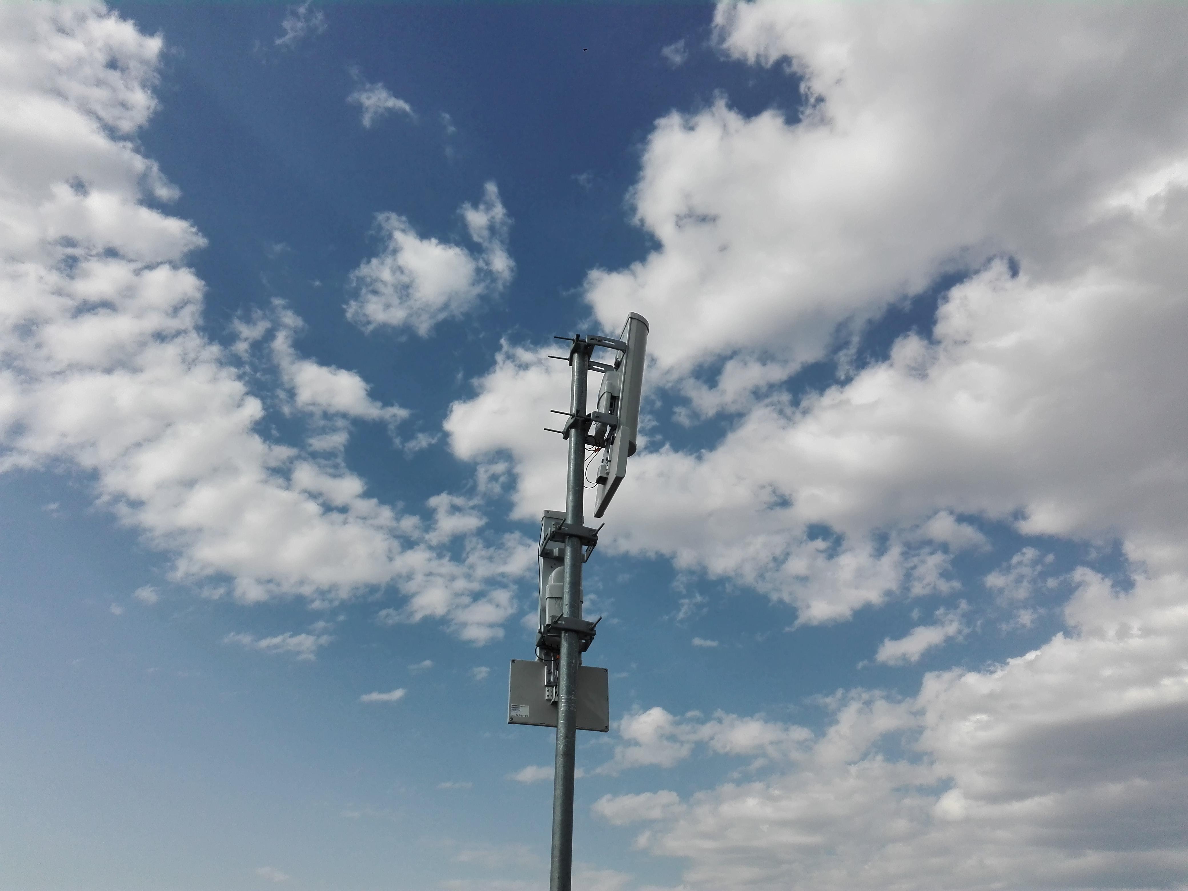 Internet WiFi Cambium Networks ePMP Roma Tor Vergata