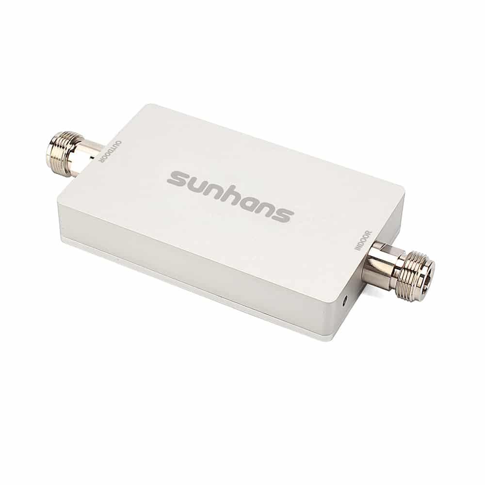 Sunhans 2600 mhz 4g lte mobile del segnale del ripetitore con antenna whip