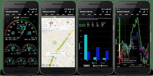 App LTE Cell Info